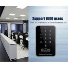 125KHz 12V Door RFID Card Password Access Control Controller Keypad +10 ID Card