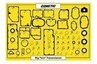 Cometic Gaskets For Display Board Transmission, #C9232F-GAS