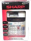 SHARP EL-1801V 12 Digit Compact 2 Color Printing Calculator