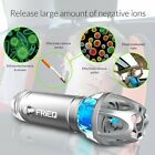 Car Air Purifier Ionizer Vehicle Freshener Ionic Odor Cigarette Outlet Accessory