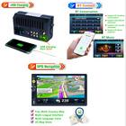"Car Radio Audio MP5 Player AUX GPS Navigation RDS Mirrorlink 7"" 2 Din Bluetooth"
