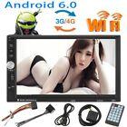 Android 6.0 1G+16G 7'' HD 2Din Car MP5 Player WIFI GPS OBD Bluetooth FM Radio