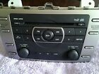 2009-2013 Mazda 6 CD Player 6 Disc, MP3, AM-FM Radio
