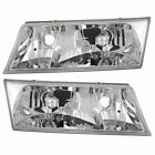 FLEETWOOD SOUTHWIND 2007 2008 PAIR HEADLIGHTS HEAD LIGHTS FRONT LAMPS RV