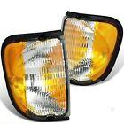 VISION CONDOR CLASS C 2002 2003 2004 PAIR CORNER TURN SIGNAL LIGHTS LAMP RV