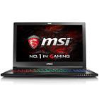 Msi GS63VR Stealth Pro-078, Core i7-7700HQ, 256GB SSD+1TB, 16GB, 120Hz, GTX 1070