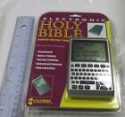 Electronic Holy Bible American Standard Version model EB-1 WITH CASE COLUMBIA