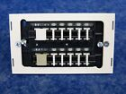 Lutron HomeWorks HWI-KP10 Keypad 10-Button Slim Button Master On/Off #4