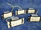 LOT OF 5 (Five) Crestron CLW-SLVDA Almond InfiNET Wall Box Slave Dimmer