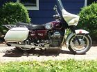 1973 Moto Guzzi 850 ELDORADO  1973 MOTO GUZZI 850  ELDORADO OLDER CUSTOM RESTORATION RUNS  PERFECT