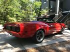 1973 Ford Mustang Convertible Cobra Jet 1973 Q-code Mustang Cobra Jet convertible 4 speed, 360hp 351C