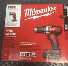 """M18 1/2"""" Drill and LED Light Special Kit MLW2606-21L  New"""