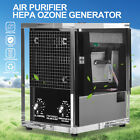 Commercial 6 Stage Air Purifier Cleaner Industrial HEPA UV Ozone Generator
