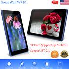 "7.0"" HD Google Tablet PC Android7.0 8GB Dual Camera WIFI BT Quad Core TF 32GB"