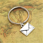 Envelope Keychain Envelope Charm keyring Envelope Jewelry Postman Secret Message
