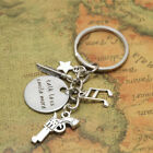 Talk Less Smile More Aaron Burr Alexander the Musical Lyrics Charm keyring