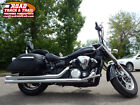 V Star® 1300 Tourer -- 2014 Yamaha V Star® 1300 Tourer    Black
