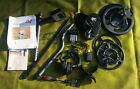 Minelab X-terra 70 Metal Detector w/ 3 coils & covers & more