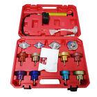 RADIATOR PRESSURE TESTER KIT - cooling system test set automotive car tool tools