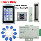 RFID Card+ Password Security Door Access Control System+Waterproof Magnetic Lock