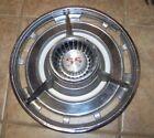"1960s  CHEVY SS IMPALA CHEVELLE NOVA ORIGINAL HUB CAP  14"""