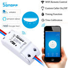 Sonoff Smart Home WiFi Wireless Switch Module For Apple &  Android APP Control
