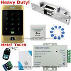 Waterproof RFID Card and Password Door Access Control System+Door Strike Lock