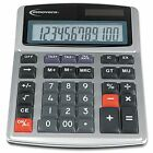 Innovera - 15971 Large Digit Commercial Calculator, 12 Digit LCD, Dual Power - S