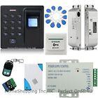 Biometric Fingerprint +125KHz RFID+ Password Door Access Control+ Drop Bolt Lock