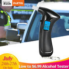 Partol Digital Alcohol Breath Alcohol Tester Portable Profesional Accurate LED