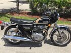 1975 Yamaha XS650 electric  motorcycle 1975 Yamaha XS650 Electronic