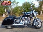 2016 Indian Springfield™ Thunder Black -- 2016 Indian Motorcycle® Springfield™ Thunder Black    Black