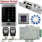 TOP Waterproof RFID+ Password Door Access Control System+ Waterproof Strike Lock