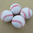 Baseball HandWrist Exercise Stress Relief Relaxation Squeeze Soft Foam Ball BLUJ