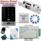 Waterproof RFID Card + Password Door Access Control System+ Electric Strike Lock
