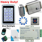 Metal RFID Card + Password Door Access Control System + Electric Control Lock