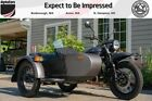2018 Ural cT Slate Grey late Grey Ural cT at AlphaCars & Ural of New England
