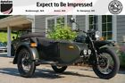 2018 Ural Gear Up 2WD Forest Fog Forest Fog Ural Gear Up at AlphaCars & Ural of New England