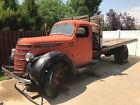 1939 International Harvester Other Pickups  1939 INTERNATIONAL D35-241 FLATBED 1 1/2 TON $500.00 Immediate Deposit Required