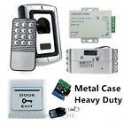 Biometric Fingerprint Door Access Control System+ Drop Bolt Lock+ Remote Control