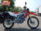 CRF -- 2015 Honda® CRF250L    Red / White