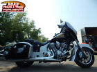 Indian Chieftain® Star Silver and Thunder Black -- 2016 Indian Motorcycle® Chieftain® Star Silver and Thunder Black    Silver / Bla