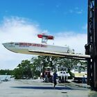 NO reserve scarab 30 feet boat just updated with $18k almost all systems new.