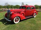 1936 Buick Century  1936 BUICK CENTURY SERIES 60 ART DECO RESTORED RESTOMOD  ROD HARLEY EARL DESIGN