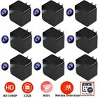 Spy Hidden Camera Wireless USB Charger Night Vision Security 32G 1080P Lot AS