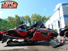 2004 Arctic Cat® Sabercat™ 700 EFI LX    Red / Black