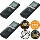 Olympus Digital Voice Recorder Hand Held Home Office Doctor Notes Dictation Time