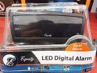 Equity by La Crosse 30229 LED Digital Alarm Clock, 0.9-Inch, A3070V
