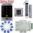US Waterproof RFID Card + Password Door Access Control System+Door Magnetic Lock