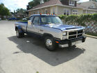 1992 Dodge Ram 3500  1992 DODGE RAM350 CUMMINS 5.9L GREAT RUNNING AND COSMETIC CONDITION